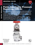Field Adjustable Pressure Reducing (URFA)