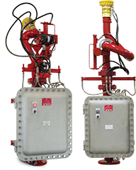 Zone 21 Hydraulic Remote Control Fire Protection System